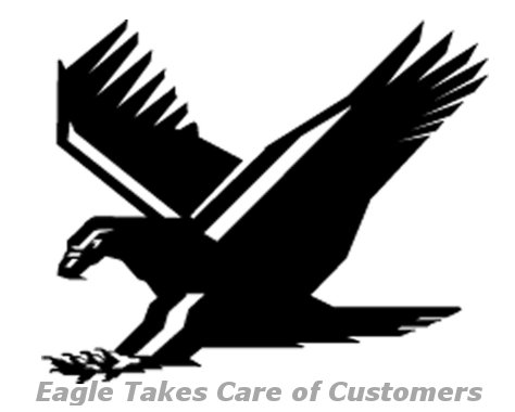 Eagle Cares For Customers